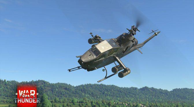 War Thunder Helicopter Update – Gamescom 2018 Hands-On