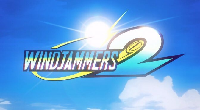 First gameplay footage revealed for Windjammers 2