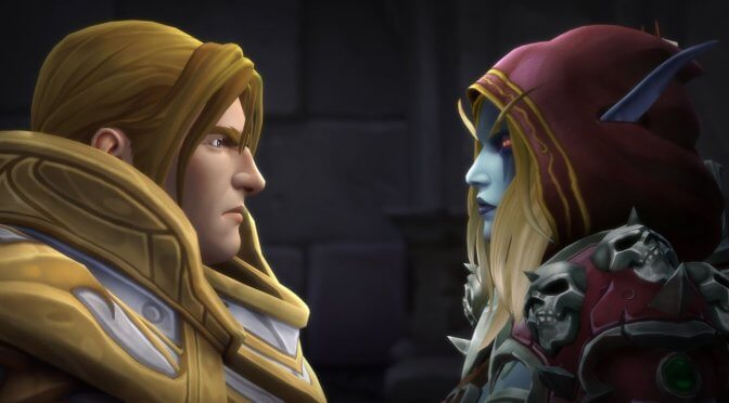 World of Warcraft: Battle for Azeroth is now available