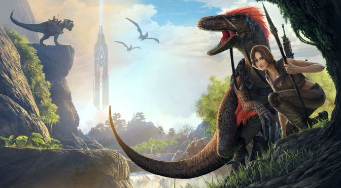 ARK: Survival Evolved is free to play this weekend on Steam, you can download it now