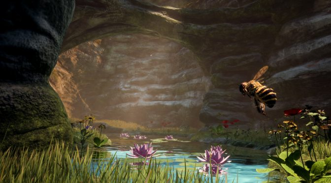 Bigben Interactive will release Bee Simulator at the end of 2019