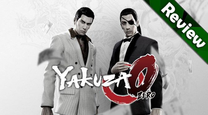 Yakuza 0 Review: Deadly Serious, Deliciously Silly