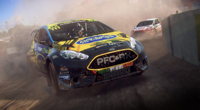 First DiRT Rally 2.0 gameplay footage revealed