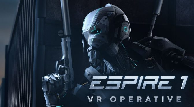 VR game heavily inspired by Metal Gear Solid, Espire 1: VR Operative, has been released