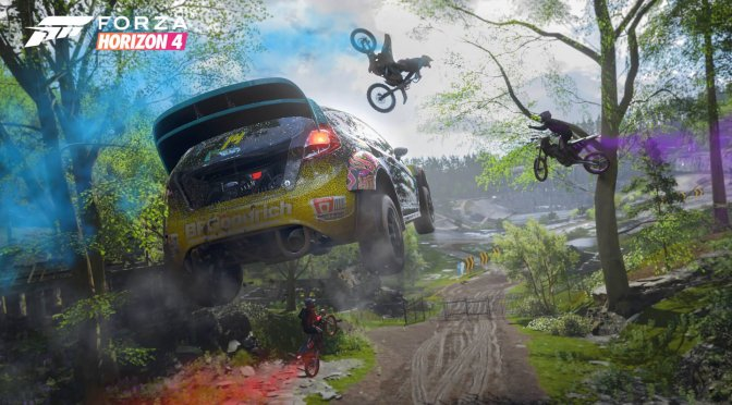 Forza Horizon 4 October 23 update detailed, full patch release notes revealed