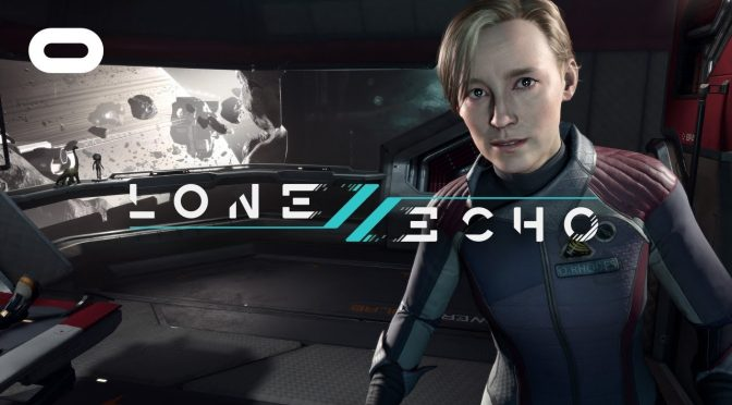 Lone Echo 2 is the next VR game from the developers of The Order: 1886