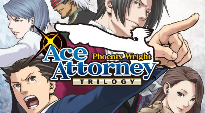 Phoenix Wright: Ace Attorney Trilogy releases on April 9th, official PC system requirements revealed