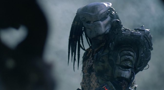 Final version of The Predator mod for Grand Theft Auto 5 has