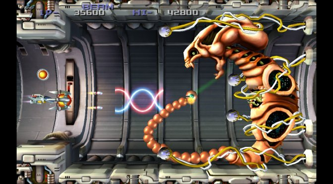 R-Type Dimensions EX is coming to the PC on November 28th