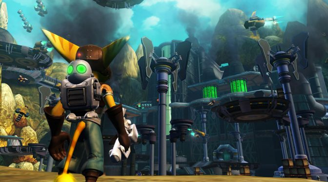 All the Ratchet & Clank PS3 exclusive games can now run on the Playstation 3 emulator, RPCS3