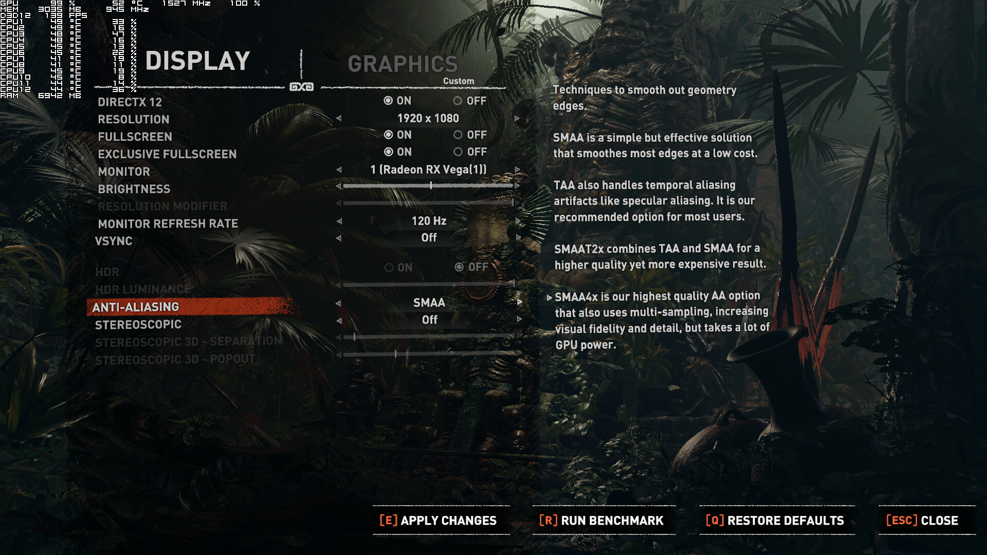 Shadow of the Tomb Raider PC Performance Analysis - DSOGaming