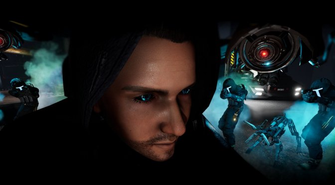 The NOTHING is a new open-world Cyberpunk RPG, Kickstarter campaign launches this month