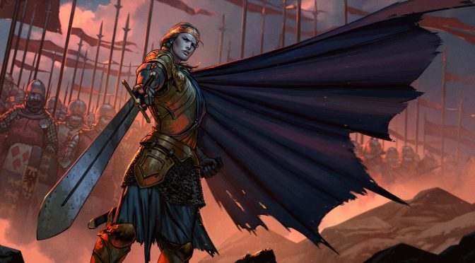 Here are 37 minutes of brand new gameplay footage from Thronebreaker: The Witcher Tales