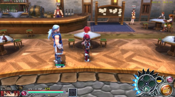 First HD Texture Pack released for Ys: Memories of Celceta