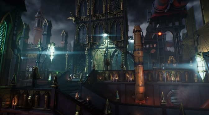 Warhammer 40K's Cities of Death looks absolutely gorgeous in Unreal Engine 4