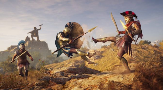 Assassin's Creed Odyssey Update 1.5.1 releases tomorrow, packs PC-specific fixes, full patch notes