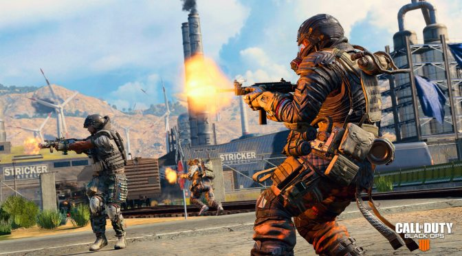 Call of Duty Black Ops 4 Update 1.17 is now available for the PC, brings numerous balance tweaks