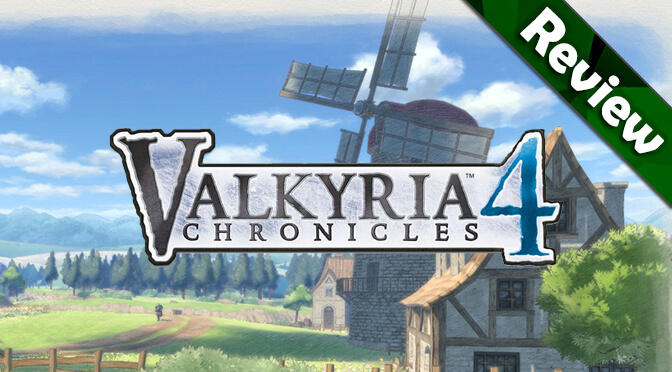 Valkyria Chronicles 4 – Review