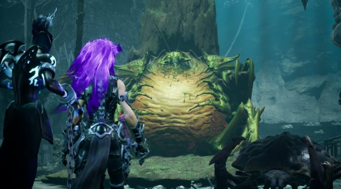 New 'Sloth' Boss fight in Darksiders 3 showcases improved