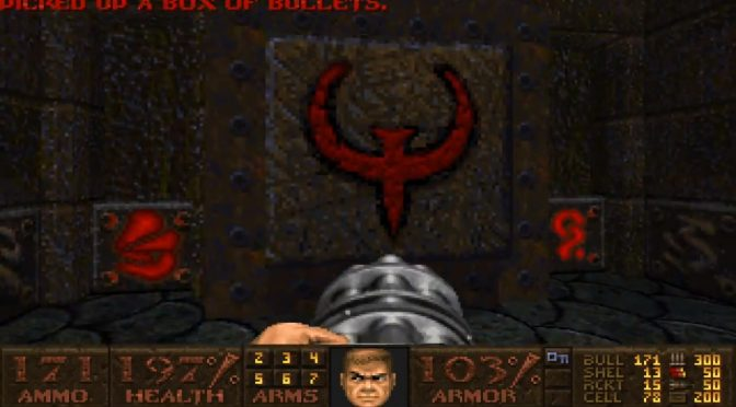 Dimension of the Boomed is a new Doom 2 mod that recreates the aesthetics & visual style of Quake
