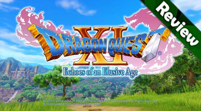 Dragon Quest XI – Review