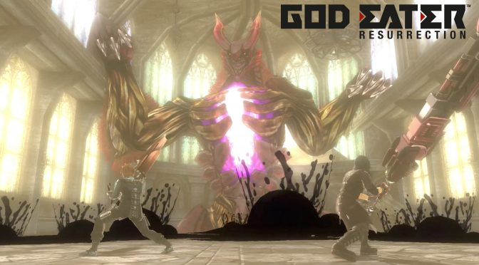 Japanese voice mod released for God Eater: RESURRECTION