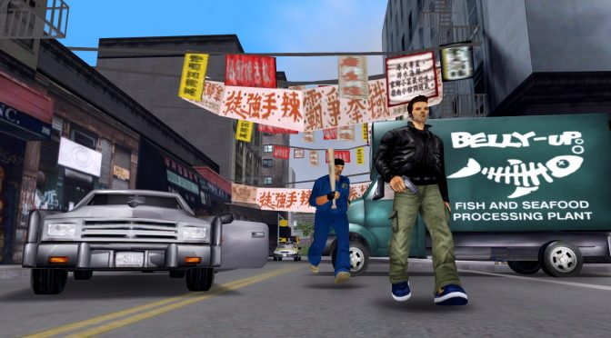 GTA: Underground combines San Andreas, Liberty City, Vice City, Manhunt & Bullworth into one big map