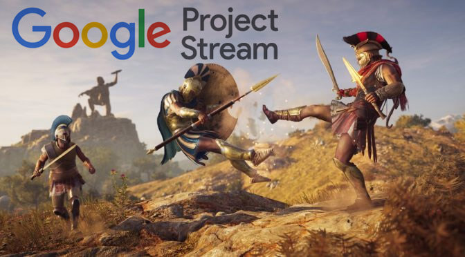 Google's Project Stream: Assassin's Creed Odyssey – Impressions