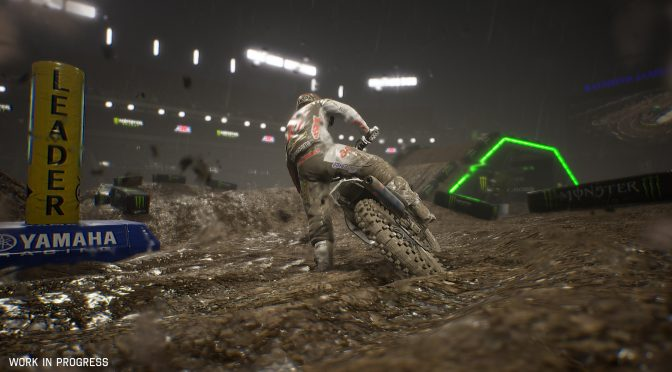 Monster Energy Supercross – The Official Videogame 2 releases on February 8th, first screenshots and details