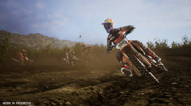 First Monster Energy Supercross – The Official Videogame 2 gameplay trailer released