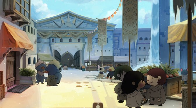Anime/Pixar-inspired point-and-click adventure, NAIRI: Tower of Shirin, releases on November 29th