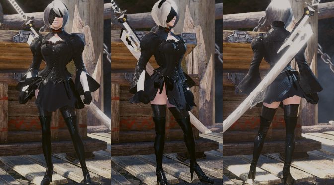 Modders offer the ultimate NieR Automata experience in Monster Hunter World by replacing voices, model and music