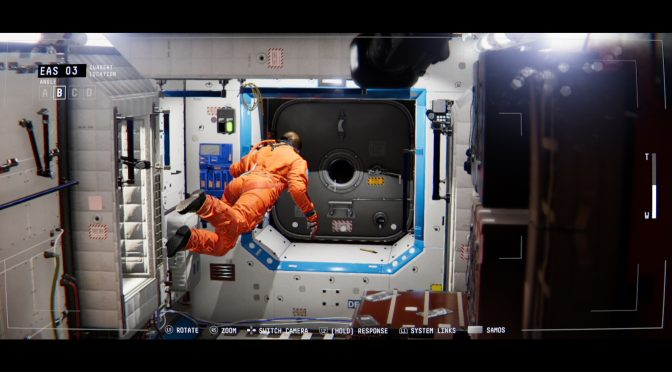 Observation 4K/Ultra Screenshots Gallery