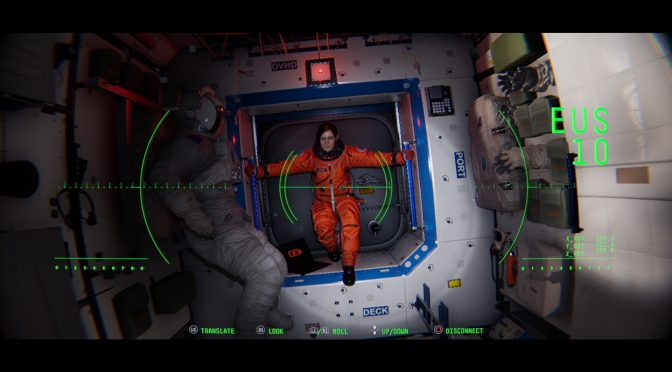 Observation is a new sci-fi thriller coming to PC in Spring 2019, first details and screenshots