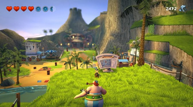 New screenshots released for Asterix and Obelix XXL2 Remaster