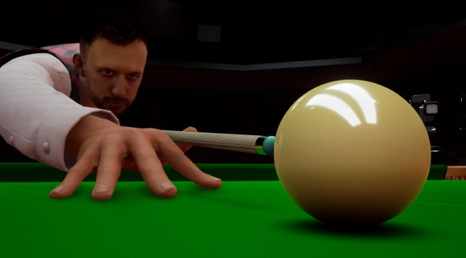 Snooker 19 has been announced for the PC, releasing in 2019, first screenshots and details