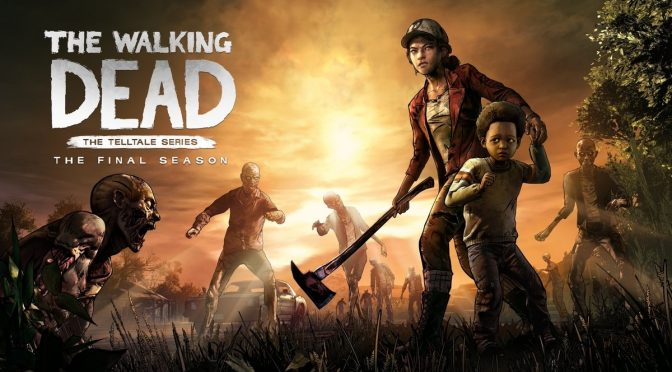 Telltale The Walking Dead Final Season will be exclusive to the Epic Games Store