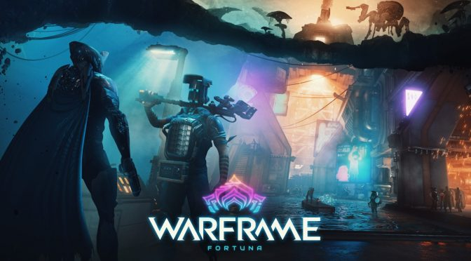 Warframe's free open-world expansion Fortuna releases this November