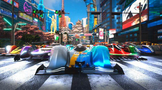 SOEDESCO announces a new arcade racing game, Xeno Racer + Official PC Requirements