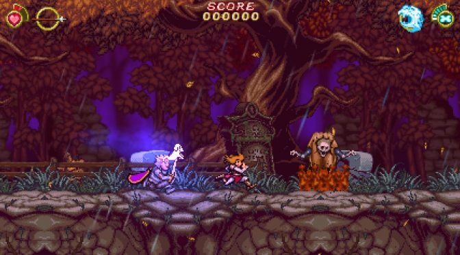 Battle Princess Madelyn is a cool Ghost N Goblins-inspired game that releases on December 6th