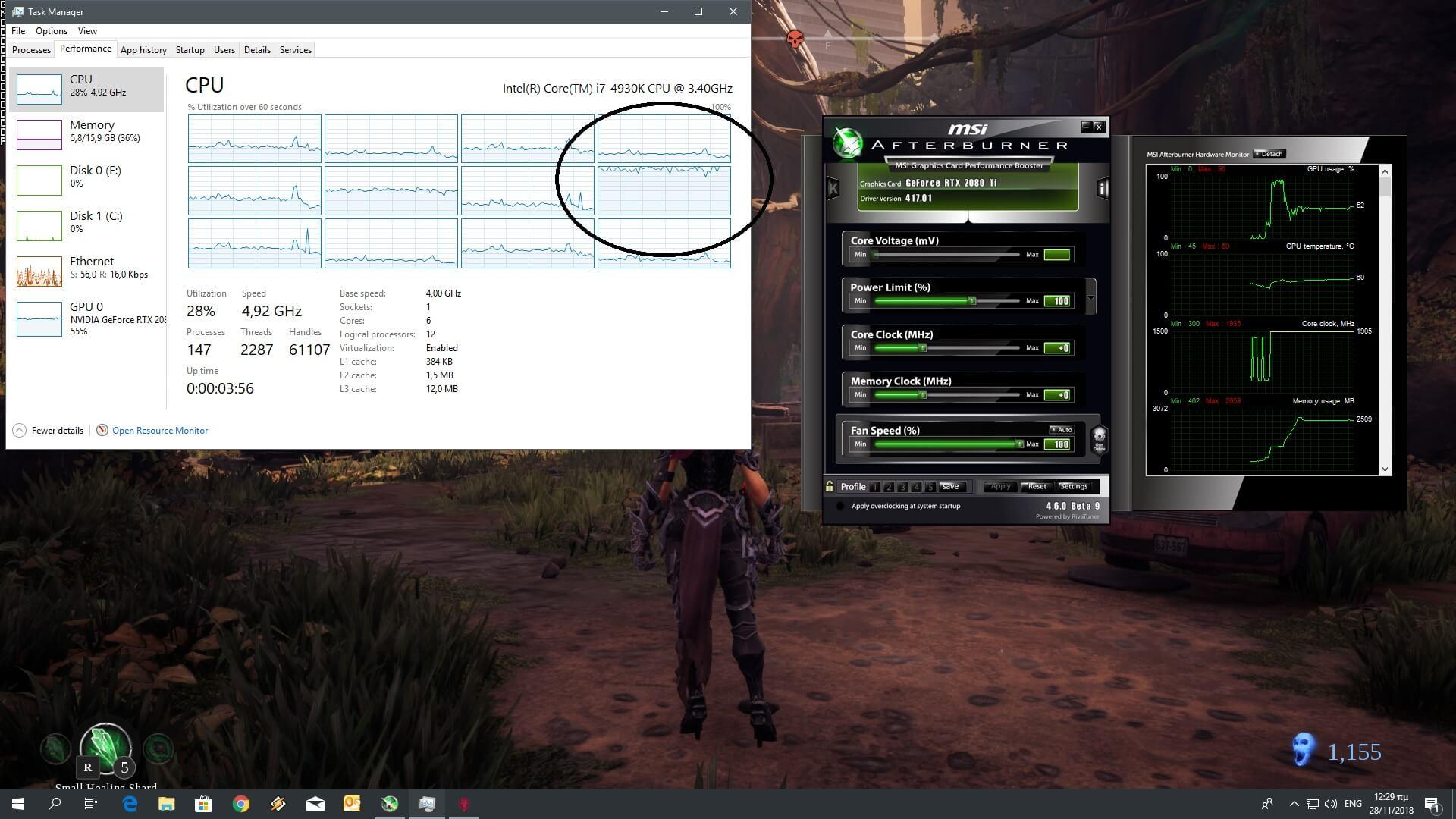 Darksiders 3 PC Performance Analysis - DSOGaming