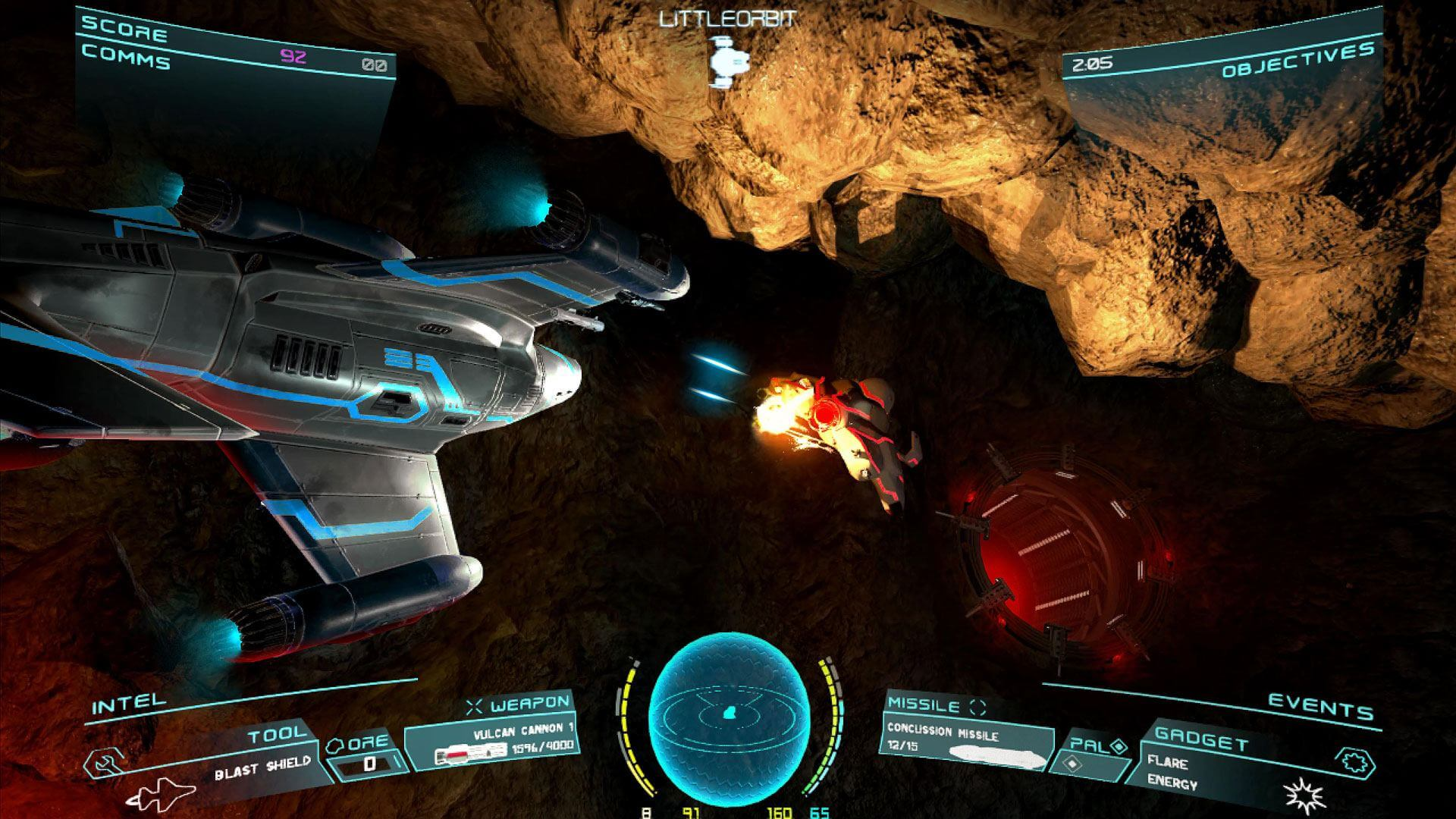 A new Descent game is coming out in 2019, first screenshots