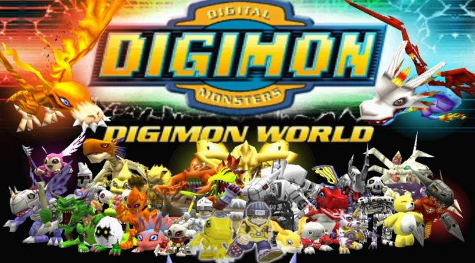 New video showcases the latest build of Digimon World Remake in Unreal Engine 4 [Fan Project]