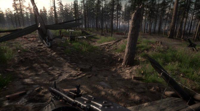 Unreal Engine 4-powered realistic platoon-based multiplayer
