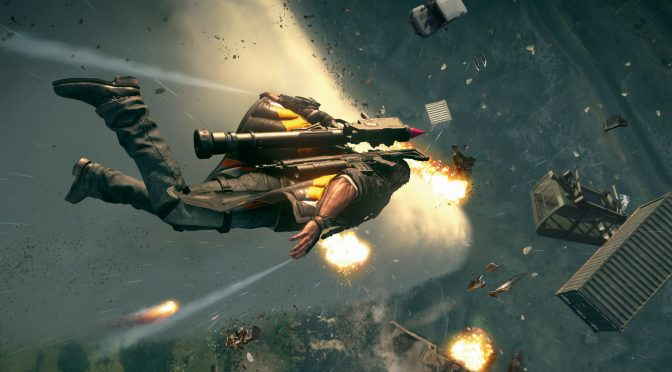 Brand new screenshots released for Just Cause 4