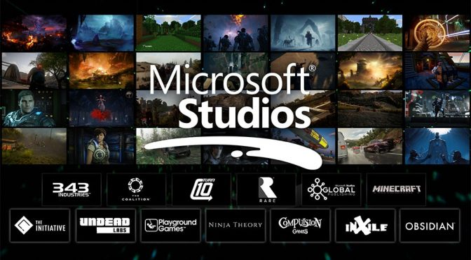 Microsoft has acquired Obsidian Entertainment and inXile Entertainment