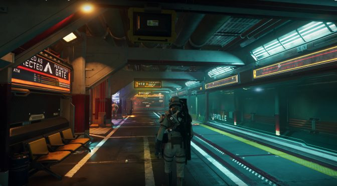 Reshade Ray Tracing can transform Star Citizen into… Doom 3