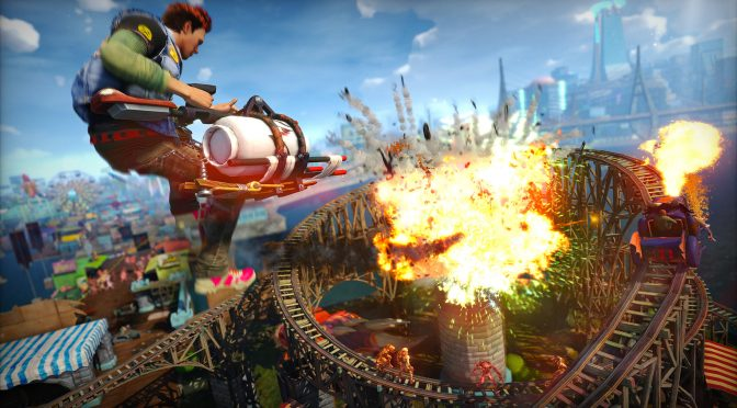 First Sunset Overdrive beta patch completely fixes the awful mouse acceleration issues