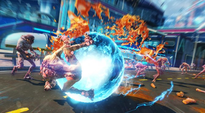 NVIDIA GeForce RTX2080Ti can easily run Sunset Overdrive in 4K on Max settings with 60fps