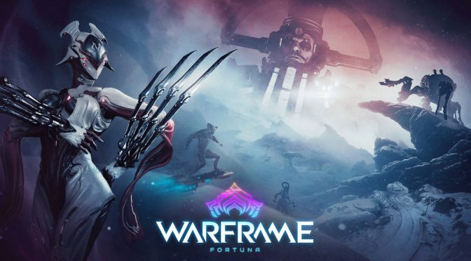 Warframe – New free open-world expansion Fortuna is available for download
